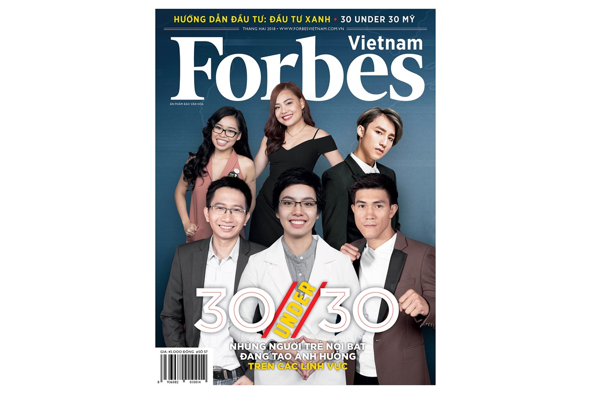 005 Forbes Vietnam Cover